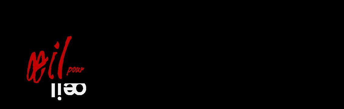 OEil pour OEil | création graphique | L. Miéville | Thônex-GE